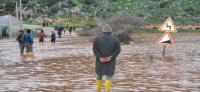 Antalya'daki selin zararı açıklandı
