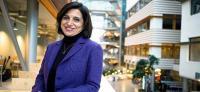 TÜSİAD'da yeni Başkan Cansen Başaran Symes