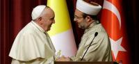 Diyanet'ten Papa'ya 'soykırım' cevabı