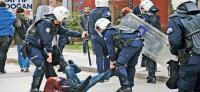 Taksim'de 10 bin polis görevlendirildi
