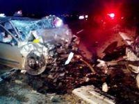 Aksaray'da katliam gibi kaza, 6 ölü!