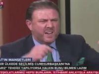 Yiğit Bulut: İki silahım yüzlerce mermim var, ben ölmeden Erdoğan'a kimse dokunamaz!