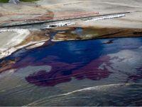 21 bin varil petrol okyanusa sızdı!