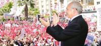 Kılıçdaroğlu: Erdoğan mitinglerinde eski ilgi olmadığından 'rehavet var' diyor