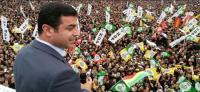 Demirtaş: Sorun çözüldü, HDP 30 Mayıs'ta...