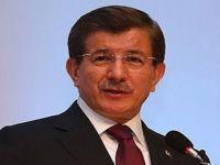 Davutoğlu'ndan HDP mitingindeki patlamaya ilişkin ilk açıklama