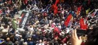 Taksim Dayanışması: Yarın devran değişecek