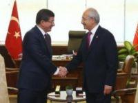 Davutoğlu'ndan 'CHP ile koalisyon' görüşmelerine yönelik açıklama