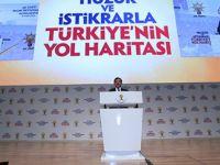 AK Parti Seçim Bildirgesi Açıkladı