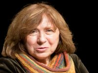 Nobel Edebiyat Ödülü Svetlana Aleksiyeviç'e verildi