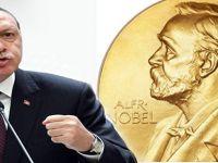 Erdoğan Nobel adaylarını eleştirdi!