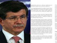 """Avrupa'da """"AKP'nin seçim mektubu"""" krizi"""