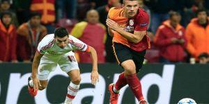 Podolski: 'Şimdilik Galatasaray'ın futbolcusuyum ama...'