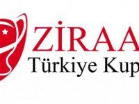 Ziraat Türkiye Kupası ÇEYREK FİNAL PROGRAMI