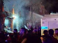 Nusaybin'de patlama: 1 ölü