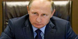 Putin bütün uçuşları durdurdu!