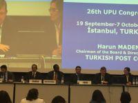 Dünya Posta Kongresi İstanbul'da Yapılacak