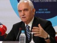 Yaşar Yakış'ın ihraca itirazı yok