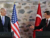 Davutoğlu-Biden ortak basın açıklaması