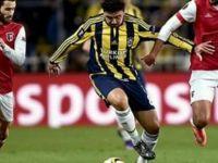 Fenerbahçe - Braga maçı 1-0 bitti