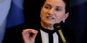 Meral Akşener'in program afişleri kaldırıldı