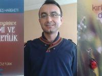 Yazar ve Şair Ergün Öztürk'ün 2 Kitabı Birden Çıktı