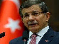 Davutoğlu'ndan kritik basın toplantısı