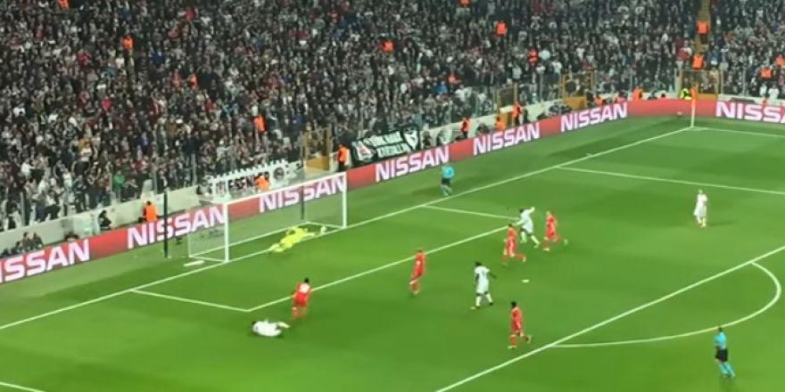 En heyecan verici gol Türkiye'den