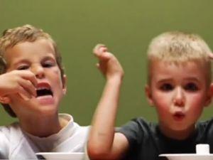 Çocuklara sabır testi  :)