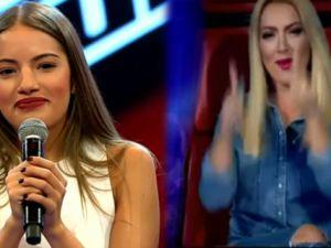 Zeynep'in performansı 'Hadise' çıkardı!