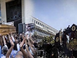 İhtişamlı Cenaze Töreni Kriz Çıkardı
